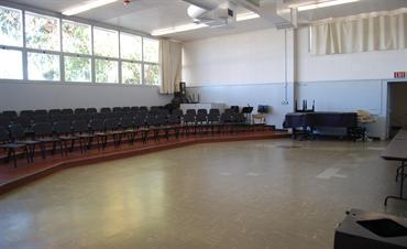 Cubberley Community Center of the City of Palo Alto: G-6
