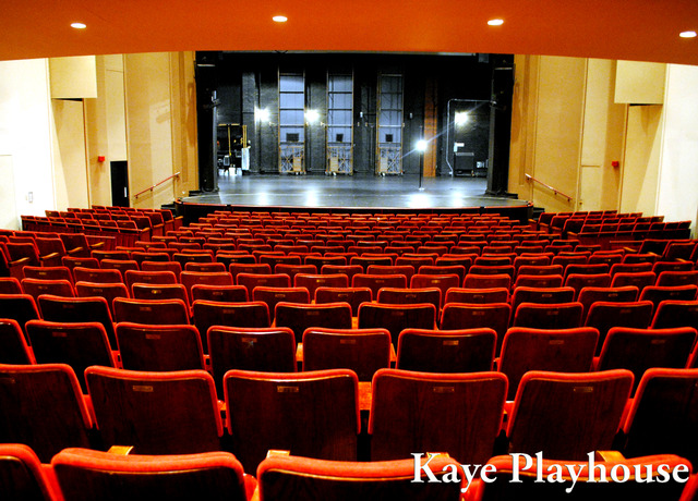 The Kaye Playhouse At Hunter College City University Of