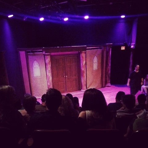 The Vortex Repository Theatre Cafe Space Spacefinder Austin