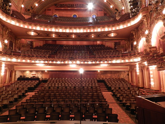 Office Of The Arts At Emerson College Cutler Majestic Theatre Spacefinder Mass