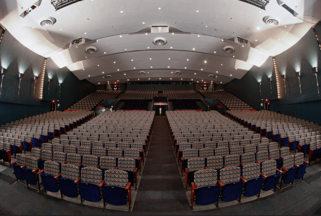 Howard University Cramton Auditorium Spacefinder Dc