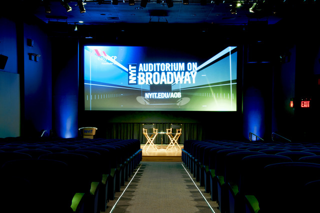 NYIT Auditorium on Broadway - SpaceFinder NYC