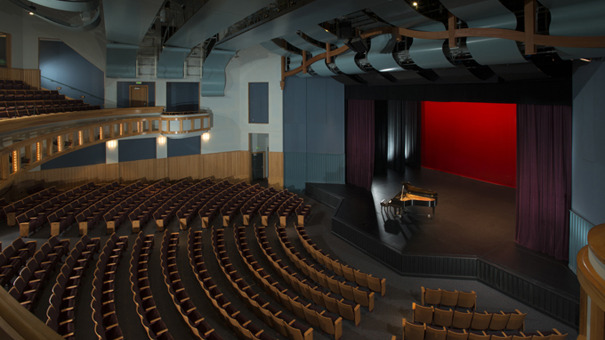 Mountain View Center For The Performing Arts Mainstage Bay Area Performing Arts Spaces