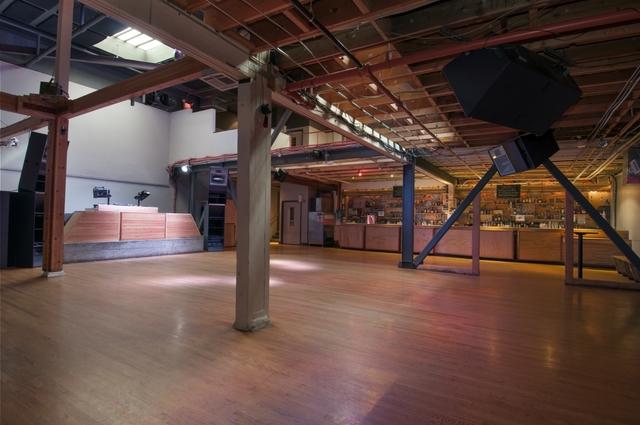 Public Works Bay Area Performing Arts Spaces