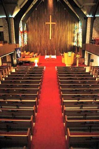 Central Presbyterian Church Sanctuary Spacefinder Austin