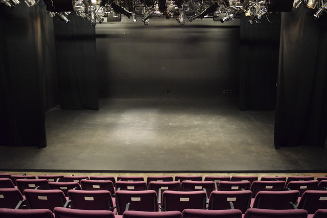 InterAct Theatre Company The Proscenium Drake