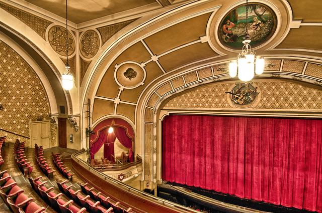 Athenaeum Theatre Main Stage Spacefinder Chicago