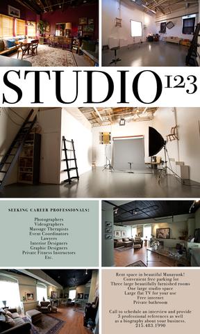 Studio.slide