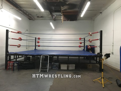 18x18 Wrestling Mat Hit The Mat Boxing And Wrestling Ring