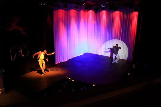 Stage.slide