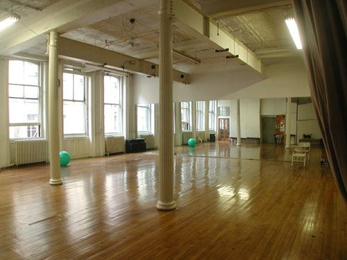 100 Grand Dance Studio Spacefinder Nyc