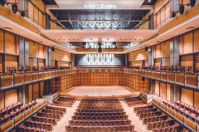 Pa Sales Tax >> Toronto Centre for the Arts: George Weston Recital Hall ...