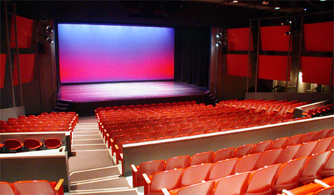 Pa Sales Tax >> Fort Mason Center: Cowell Theater - Bay Area Performing Arts Spaces