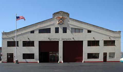 Fort Mason Center Festival Pavilion Bay Area Performing