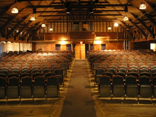 Pa Sales Tax >> Olney Theatre Center: Historic Stage - SpaceFinder DC
