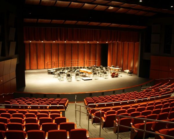 livermore valley performing arts center  bankhead theater