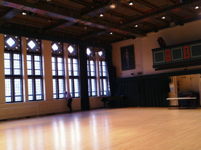 92nd Street Y Harkness Dance Center Buttenwieser Hall