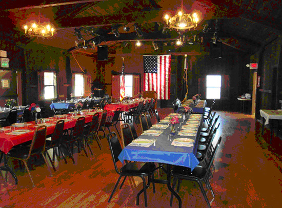 Twin Cities American Legion Post 313: Main Hall - Bay Area