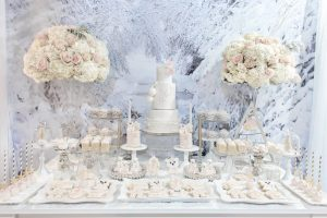 Winter Wonderland Inspired Baby Shower