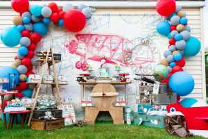 Around The World Themed Birthday Party
