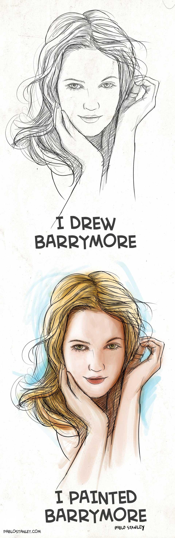 I Drew Barrymore