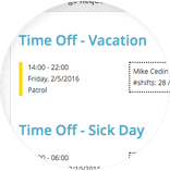Manage Time-off and Overtime