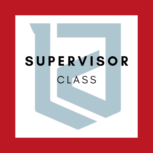 Supervisor lawson training icon