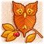 Birch Leaf Owl