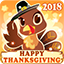 Happy Thanksgiving 2018