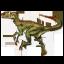 Mesozoic Monsters - Zupaysaurus