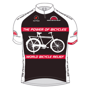 World Bicycle Relief cycling jersey