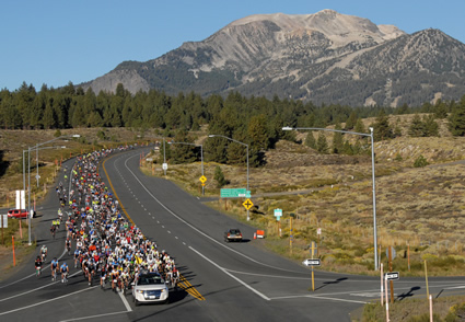 Mammoth Fall Century and Gran Fondo