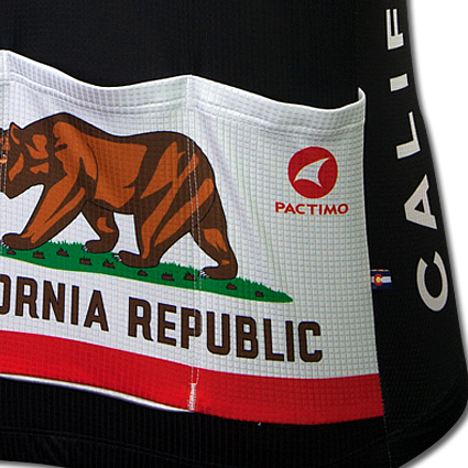 California Cycling Jersey