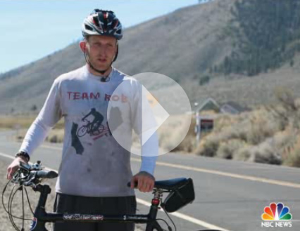 Rob Jones Ride Across America