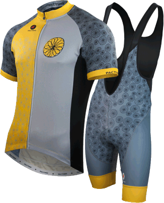 Katherine Hall Cycling Kit
