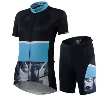 Leif Kruse Artist Inspired Cycling Kit