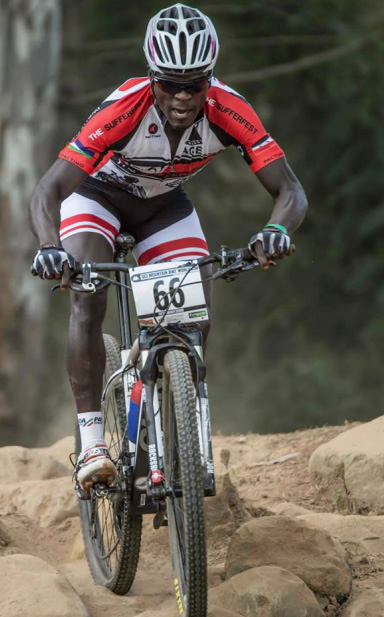 ACE-The Sufferfest Lesotho MTB Team