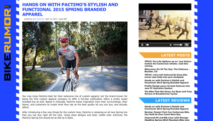 Hands On With Pactimo's Stylish And Functional 2015 Spring Branded Apparel