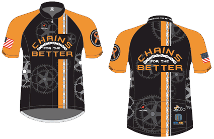 Chains for Better - Ride for MS Team