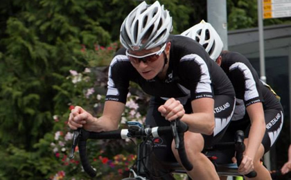 New Zealand Paralympic Pactimo Cycling