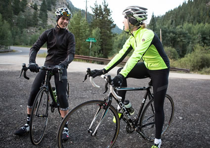 cascade RFLX cycling jacket