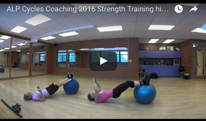 strength training ALP Cycles Coaching