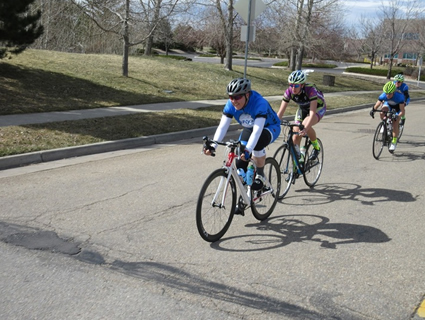 Alp Cycles Coaching - March Criterium Skills