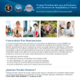 2021-2022 One-Page Outreach Flyer (Spanish) Thumbnail Image