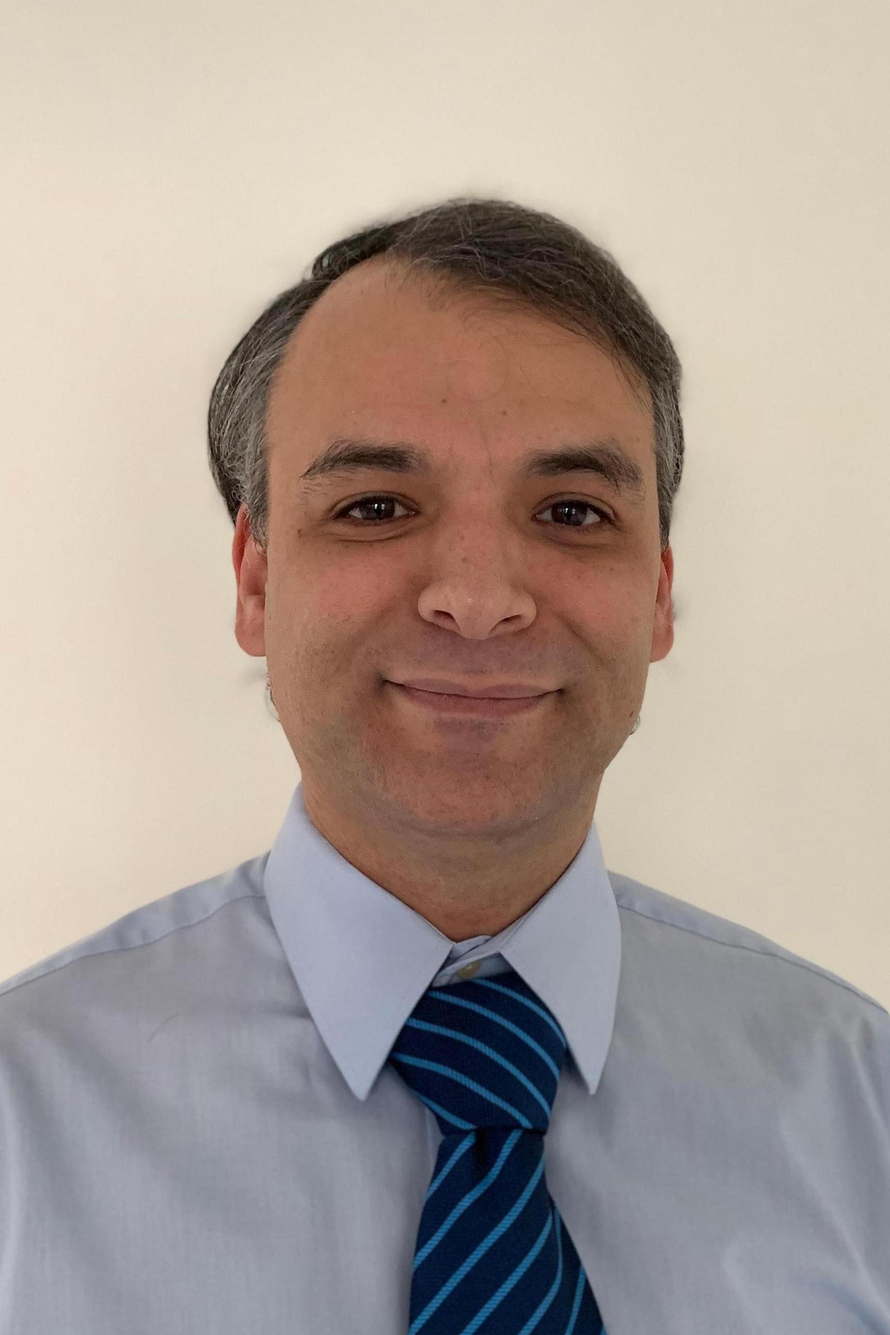 Aziz Zahraoui Portrait Photo