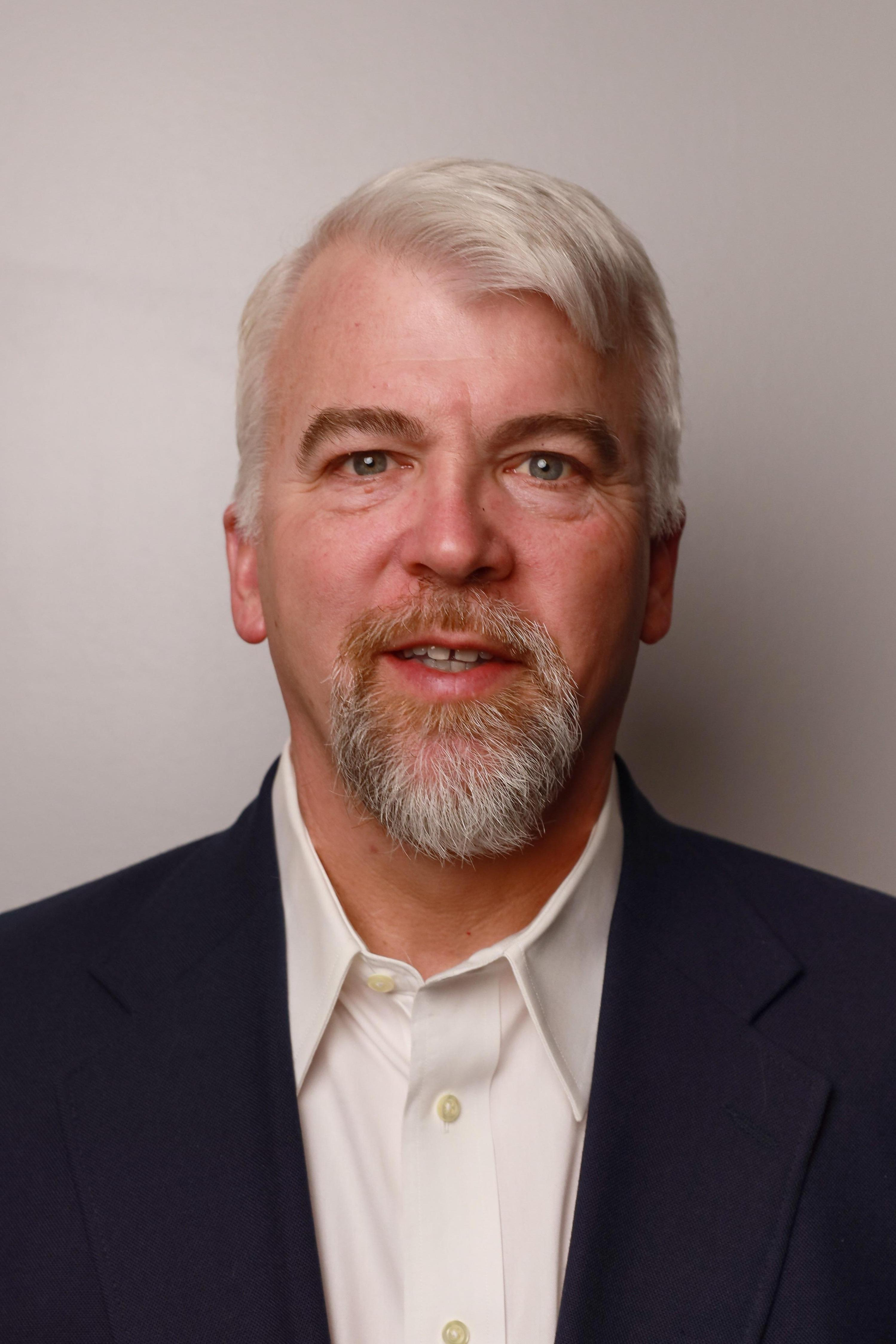 Myron Blosser Portrait Photo