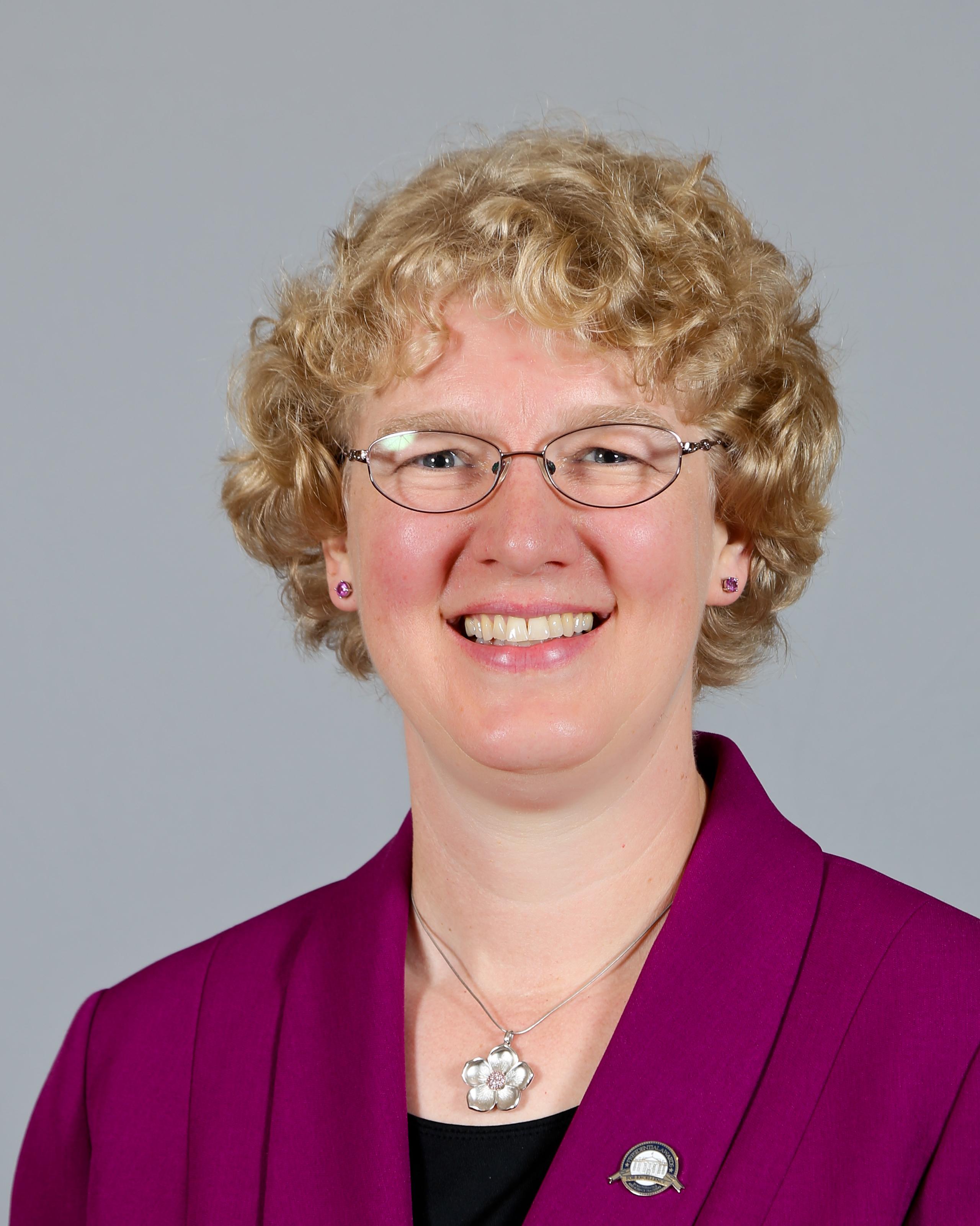 Ann Gaffney Portrait Photo