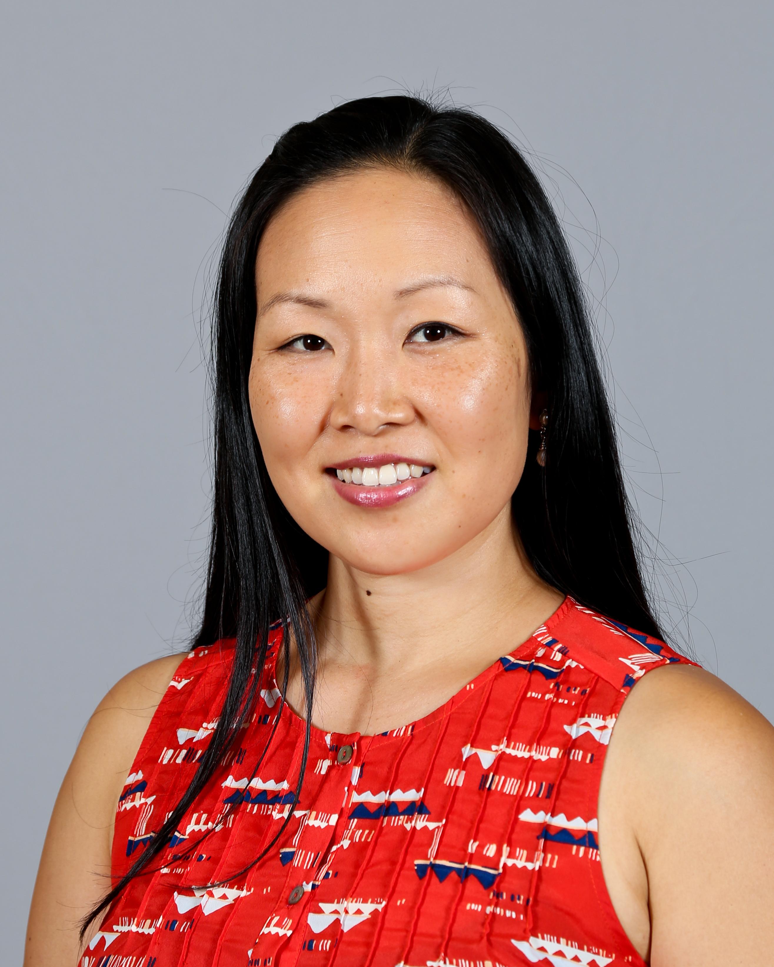 Eliza Chung Portrait Photo