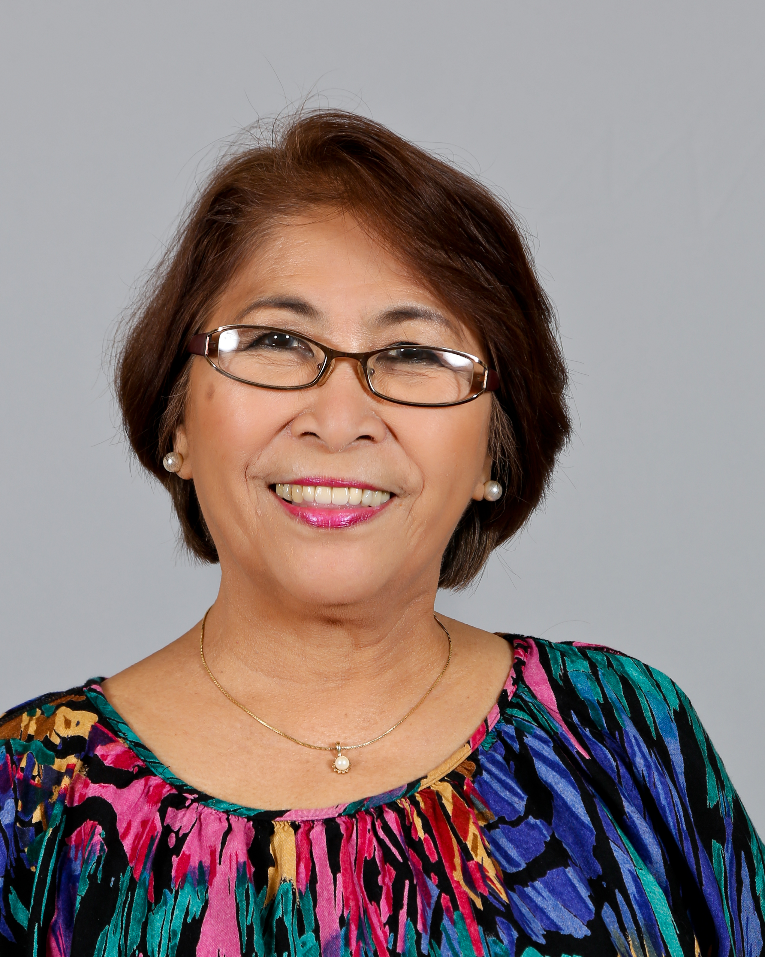 Elizabeth Lazaro Portrait Photo