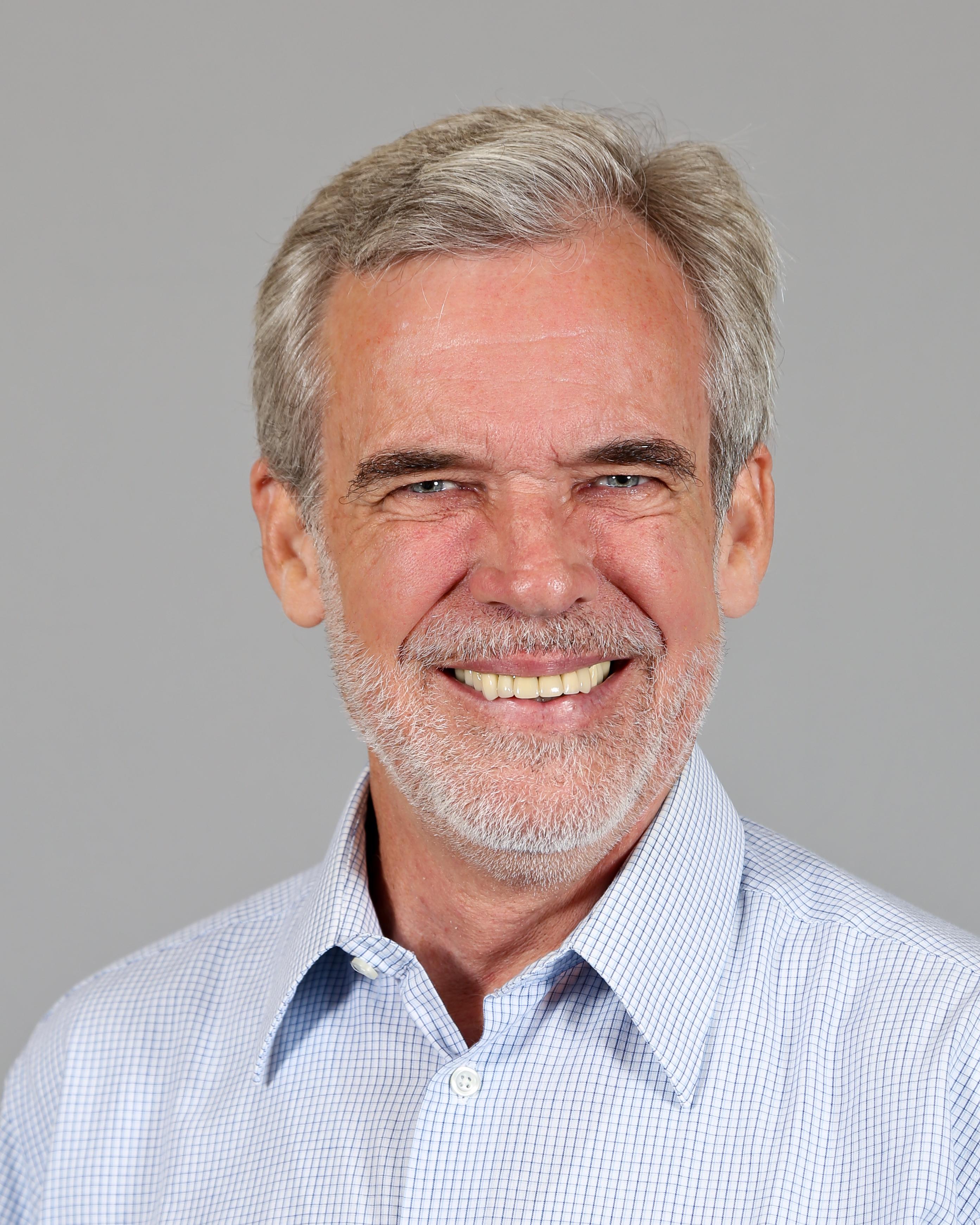 Michael McKelvy Portrait Photo